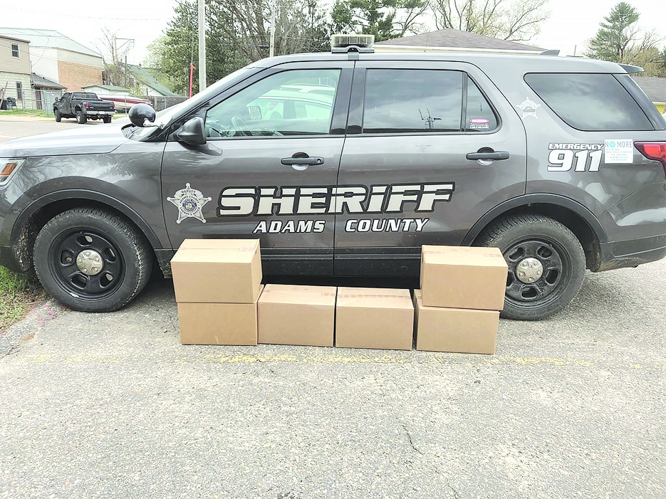 Since the last Drug Take Back Event in October 2020, the Adams County Sheriff's Office has collected 148.5 pounds of unwanted medications that...