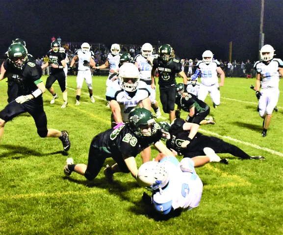The undefeated Wisconsin Dells Football Team came into Adams on Friday night trying to win in a place they have not since 2012. The Chiefs seemed...