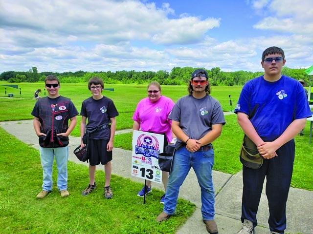 The Wisconsin High School Clay Target League State event was held at the Wisconsin Trapshooters Association (WTA) Homeground, in Rome, Wisconsin on...