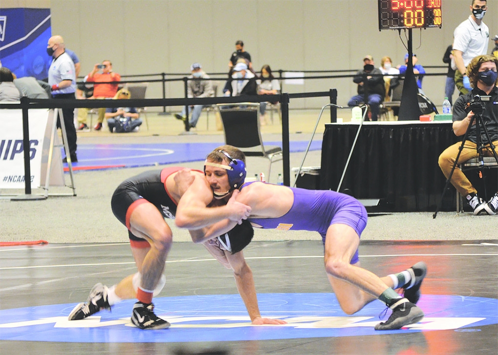 Trenton McManus finished in 8th place, earning the All American title at the NCAA Division 2 Championships last weekend in St. Louis, MO. In...