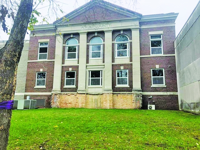 The new Veterans Memorial to be located on the west side of the County Courthouse building is expected to finalize its design this week it was...