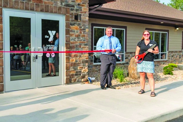 After five years of planning, the new Adams YMCA Aspirus Health Center is ready for business. After five months of construction which began in April...