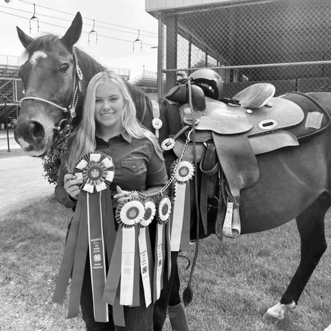 Jordyn Anderson, Wisconsin Dells, participated in the 34th annual Wisconsin State 4-H Gymkhana held September 11 and 12 at the State Fairgrounds in...